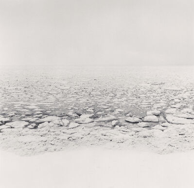 Michael Kenna, 'Frozen Sea of Okhotsk, Study 1, Teshikaga, Hokkaido, Japan', 2004