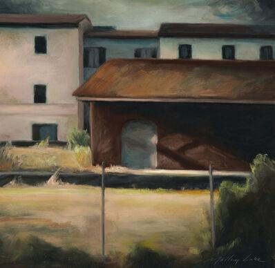 Mallory Lake, 'Saline di Volterra', 2016