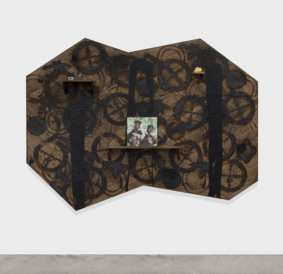 Rashid Johnson, 'Paid in Full', 2013