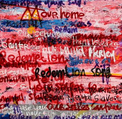 Dedy Sufriadi, 'Redemption Song', 2013