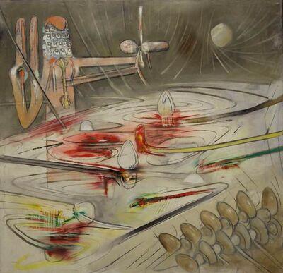 Roberto Matta, 'La riviere MOM ', 1947