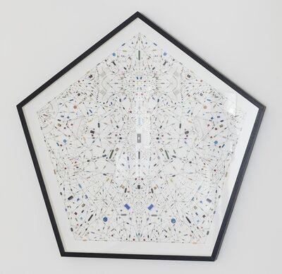 Leonardo Ulian, 'Technological Mandala 24', 2013