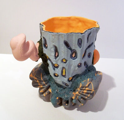 Joey Watson, 'Beverage Vessel with Squiggle Tread ', 2016