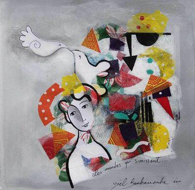 Yoël Benharrouche, 'Les mondes qui s'unissent', 2016