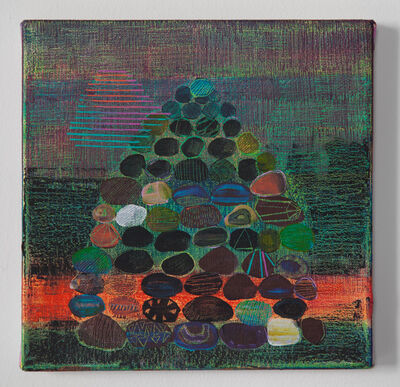 Annie Ewaskio, 'Magic Cairn #3', 2016