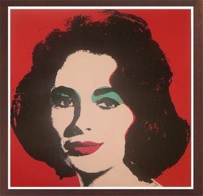 Andy Warhol, 'Liz (F. & S. II.7)', 1964