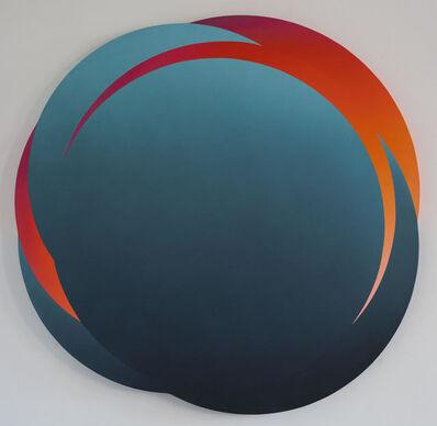 Jan Kaláb, 'Blue Cloud', 2018