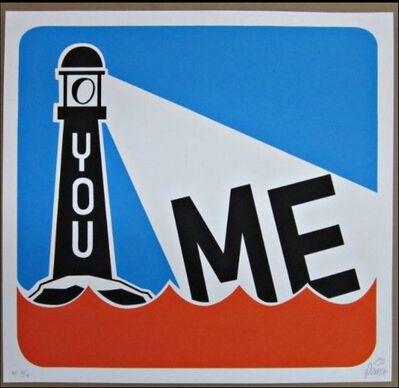 Stephen Powers, 'You and Me', 2012