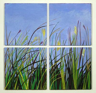 Ellen Sinel, 'Grasses Series: Purple Skies', 2006