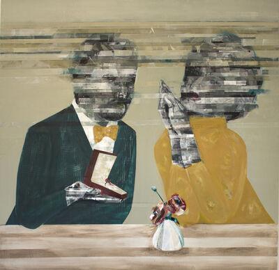 Besher Koshaji, 'Untitled', 2019