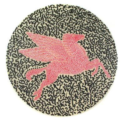LA II (Angel Oritz), 'Pegasus', 2010