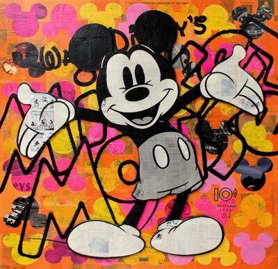 Robert Mars, 'Mickey Mouse', 2020