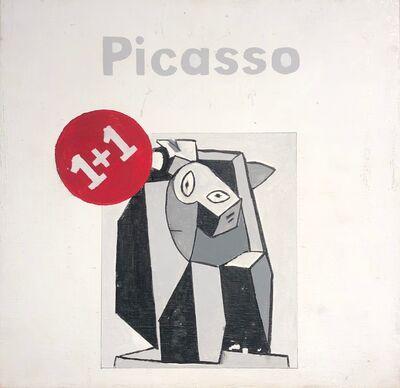 Uri Radovan, 'Monday Picasso 1+1', 2006