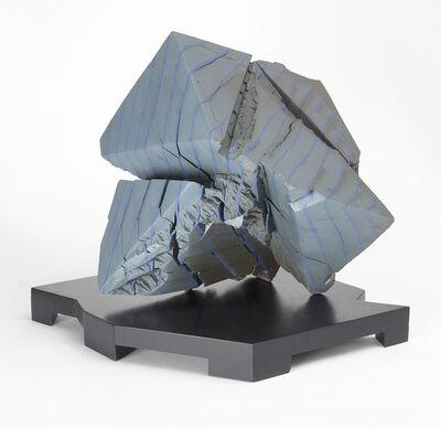 Sally Silberberg, 'Blue Striae', 1988-2019