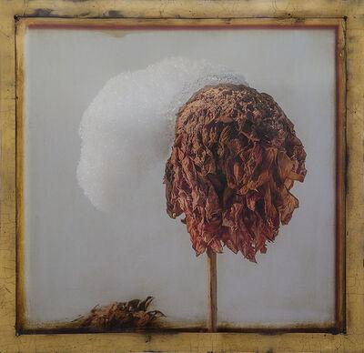 Kris Cox, 'Dahlia Icon Snowcap', 2017