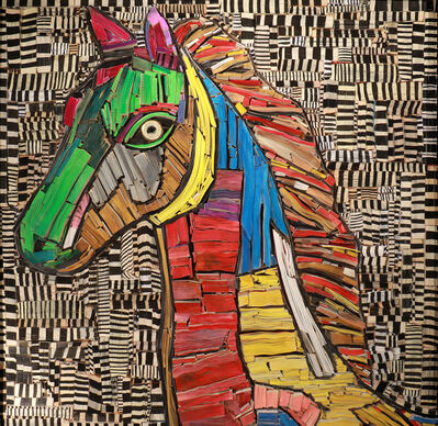 Nick Georgiou, 'The Horse of a Different Color', 2019
