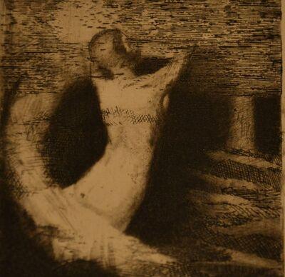 Odilon Redon, 'Passage d'une Ame ', 1891