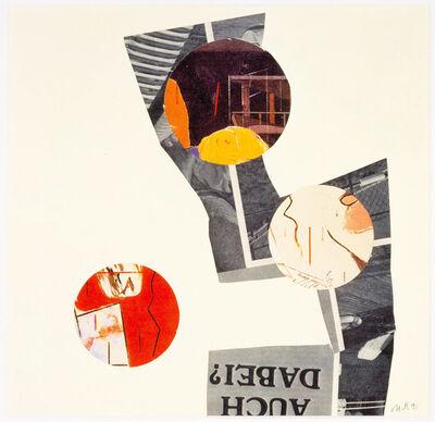 Martin Kippenberger, 'Untitled (Ronald B. Kitaj)', 1991