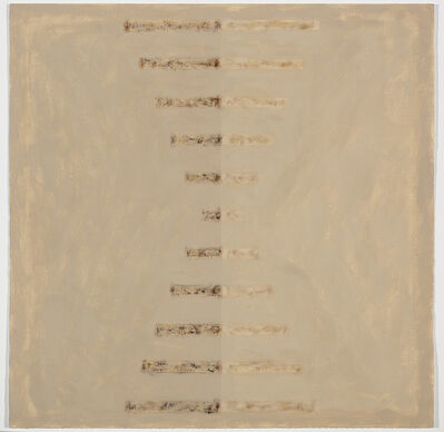 César Paternosto, 'Archetypal Geometry Series II', 1982