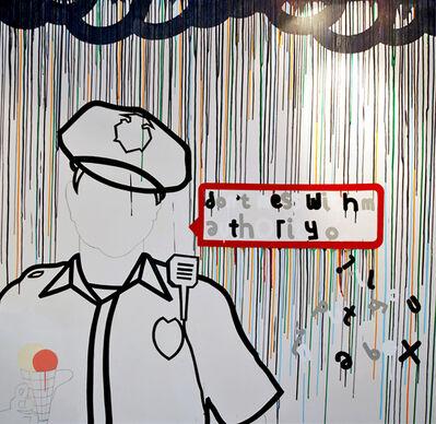 Skoya Assemat-Tessandier, 'No Hope for us Dreamers? #III', 2010