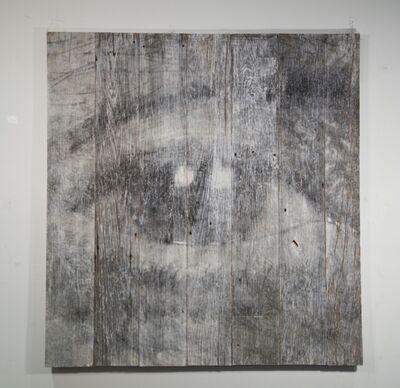 JR, 'Los Angeles, Oeil n°13', 2012