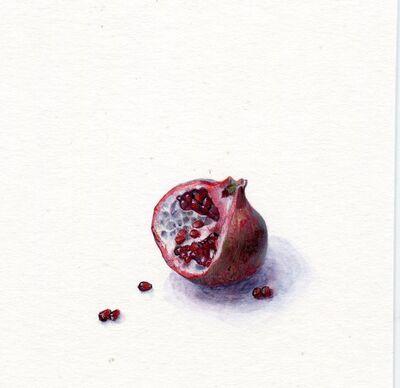 Dina Brodsky, 'Pomegranate', 2019