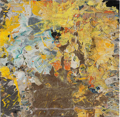 Larry Poons, 'Untitled', 1980-1981