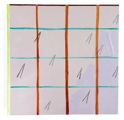 Jessica Simorte, 'Untitled (New Square Feel)', 2016