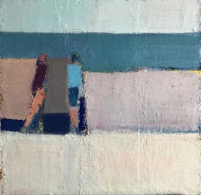 Sandy Ostrau, 'Beach Textures', 2019