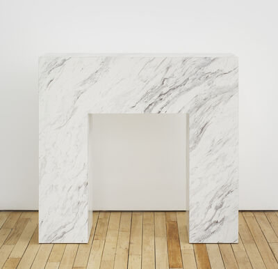 Strauss Bourque-LaFrance, 'Split Vision: Marble', 2014