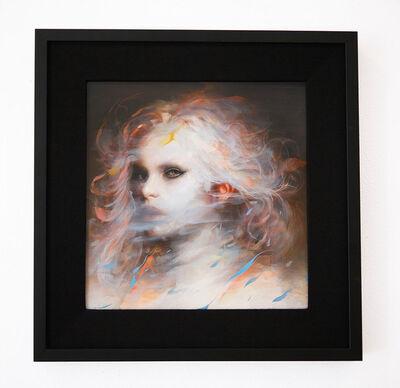 "Dan Quintana, '""Clouded 4""', 2015"