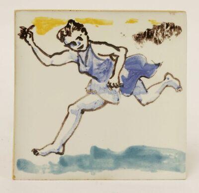 Paula Rego, 'Mulher Com A Tocha', 1989