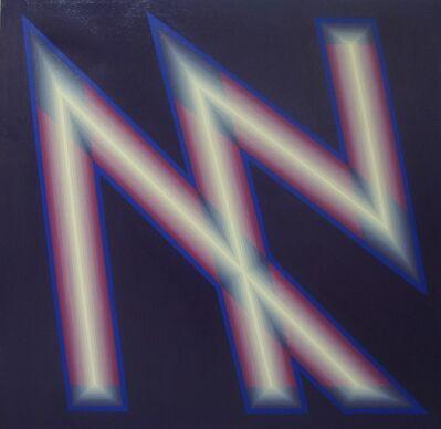 Rino Sernaglia, 'Luce - ombra', 1991