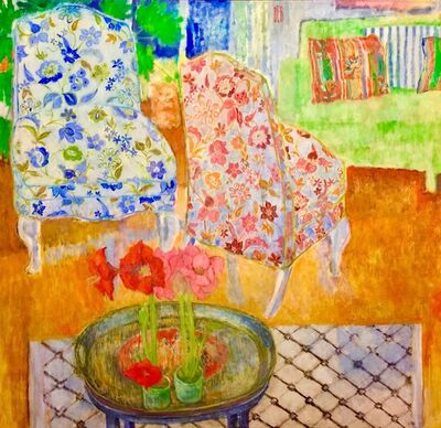 Ernestine Betsberg, 'Patterns II', 1966