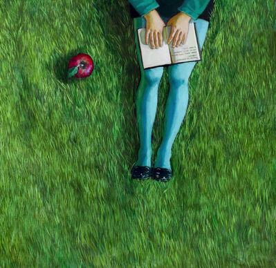 Alina Sharovskaya, 'Green', 2016