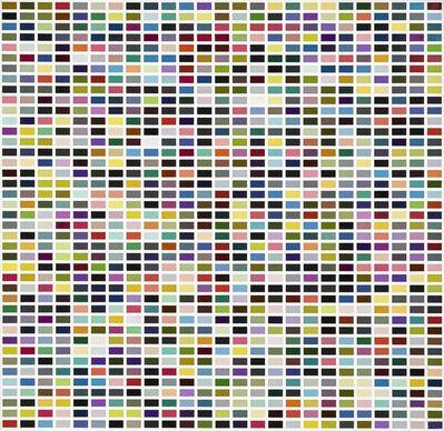 Gerhard Richter, ' 1025 Farben', 1974