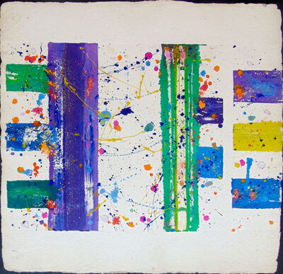 Sam Francis, 'Untitled (SFM79-161)', 1979