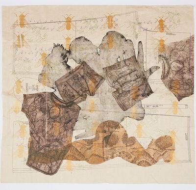 Mehwish Iqbal, 'Dichotomy of Foreign Seeds', 2017