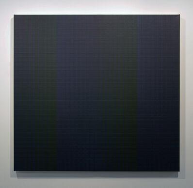 Sanford Wurmfeld, 'II-15 #3 (Dark) (RO-BG)', 2011