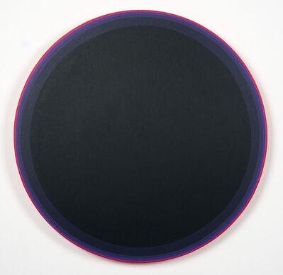 Jan Kaláb, 'Black Circle', 2020
