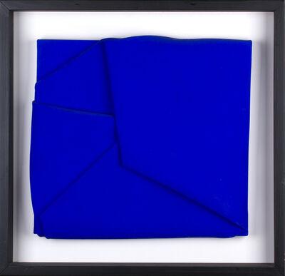Cesare Berlingeri, 'Oltremare piegato', 2008
