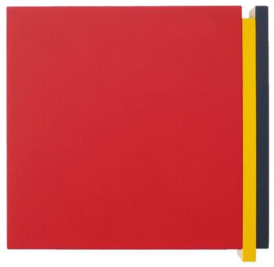 Scot Heywood, 'Double Edge - Red, Yellow, Blue ', 2008