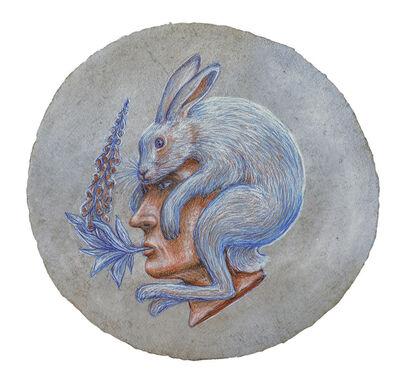 Kahn & Selesnick, 'Foxglove Rabbit Augury', 2019