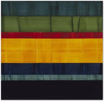 Ricardo Mazal, 'Compositions In Greens 10', 2014