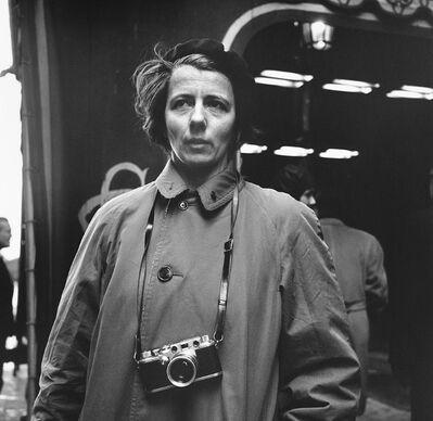 Vivian Maier, 'Self- Portrait (0136615)'
