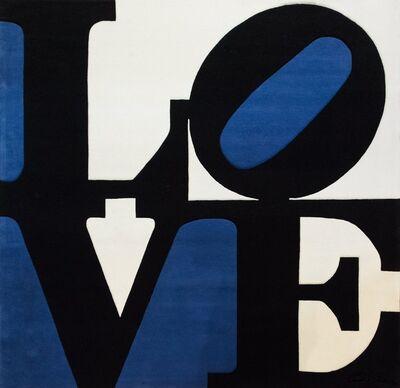 Robert Indiana, 'Chosen Love - Estonian Love', 1995