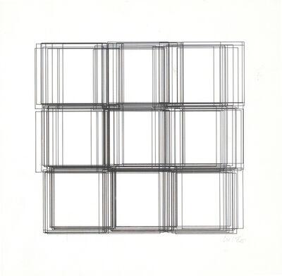 Vera Molnar, 'Repentier', 1985