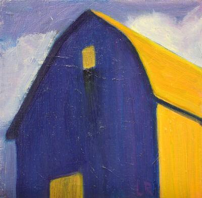 Leslie Rock, 'Small Barn III'