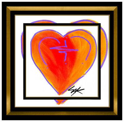 Steve Kaufman, 'Heart', 20th Century