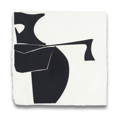 Joanne Freeman, 'Covers 13-Black B', 2014